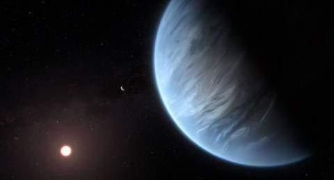 Science: Découverte d'une nouvelle planète avec l'eau et la température qui pourraient soutenir la vie
