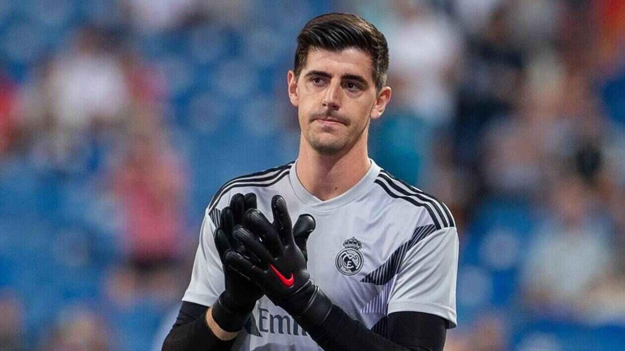 Le Real Madrid nie l'existence d'un problème d'anxiété chez Courtois