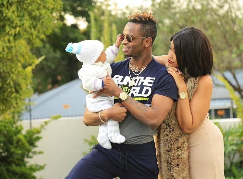 Carnet Rose : Diamond Platnumz et Tanasha Donna accueillent leur premier enfant