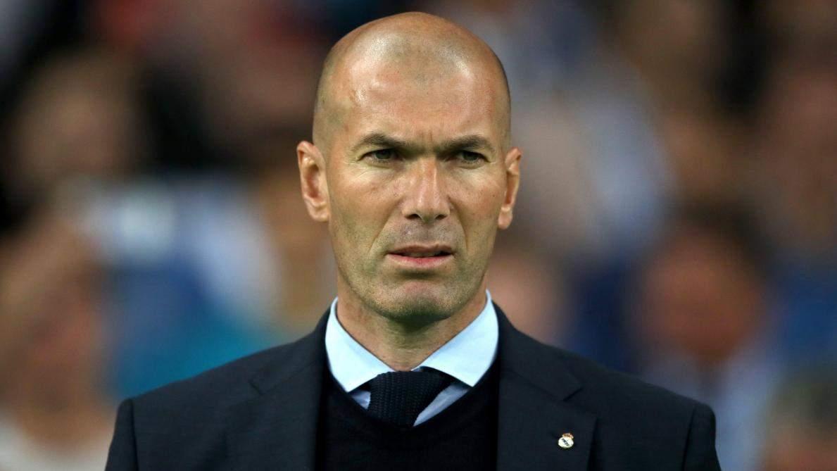 Zidane déclare : «  Je vais me battre jusqu'à mon dernier jour au Real Madrid »