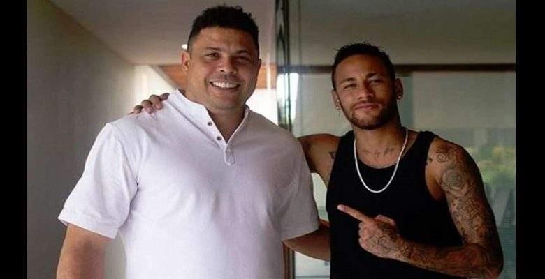 Brésil : les précieux conseils de Ronaldo à Neymar concernant ses blessures récurrentes