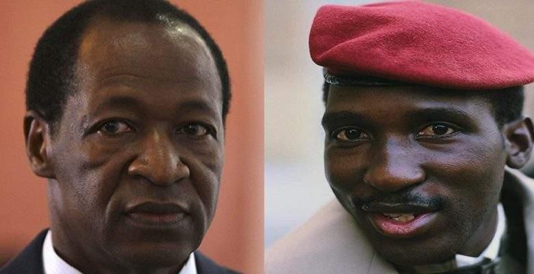 Burkina Faso: ce que réclame la famille de Thomas Sankara pour Blaise Compaoré
