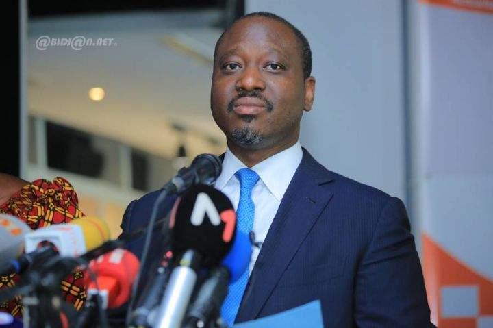 Guillaume Soro fait la morale à Laurent Gbagbo