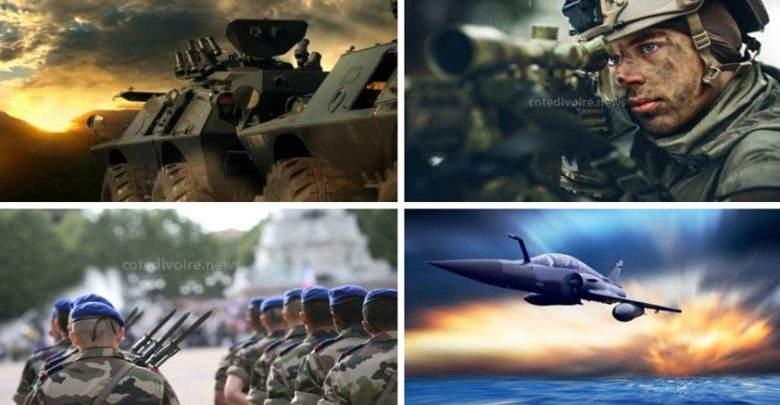 Découvrez le Top 10 des plus grandes puissances militaires du monde en 2019-Global Firepowe