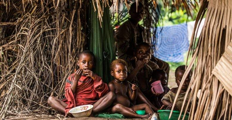 Des millions d'enfants en danger en raison du manque de financement de l'UNICEF