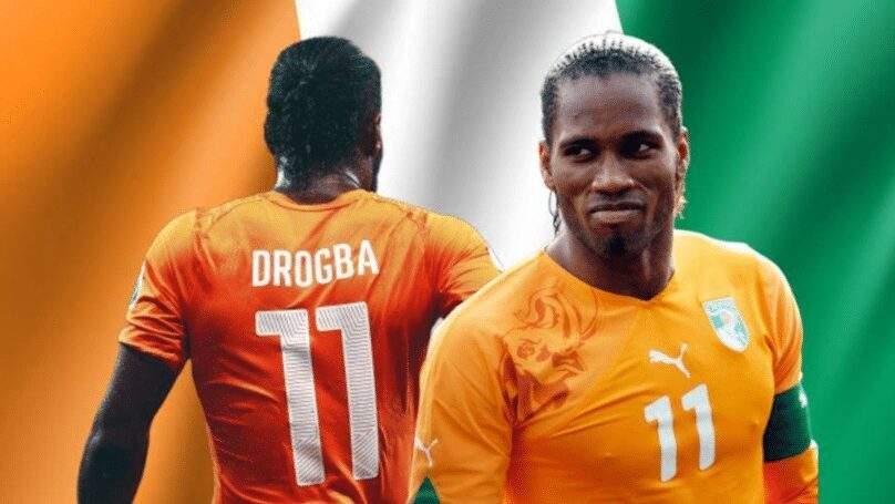 La fortune de Didier Drogba dépasse largement le budget de de fédération ivoirienne de football