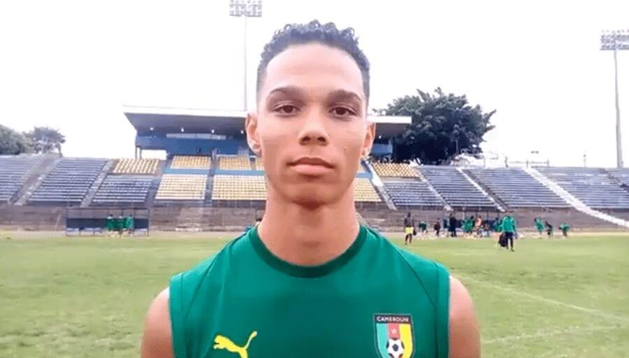 Le fils de Samuel Eto'o rejoint l'équipe nationale des lionceaux