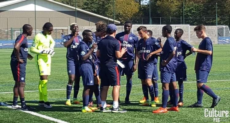 Football: cette pépite de 16 ans du côté du Psg qui affole le Barça