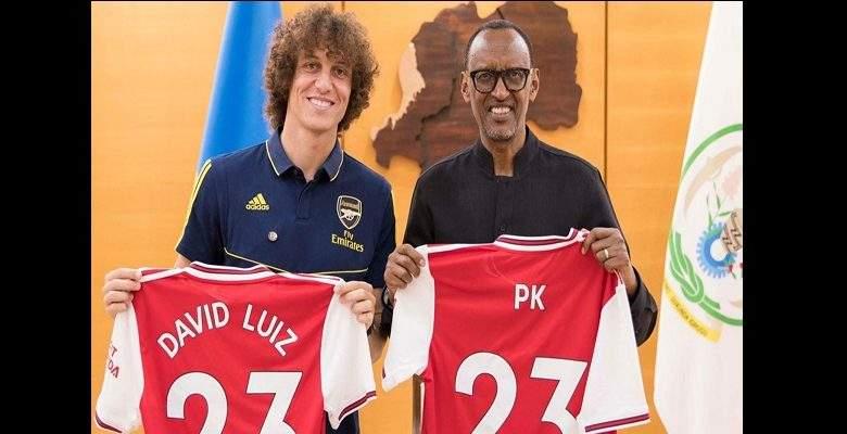 Football: voici pourquoi le Rwanda est le nouveau sponsor d'Arsenal