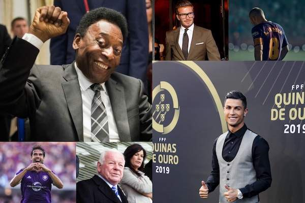 Voici les 15 footballeurs les plus riches du monde en 2019