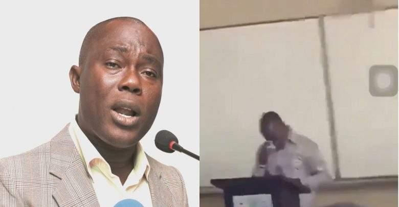 Ghana: cité dans un scandale sexuel par la BBC, un professeur pleure en classe- (VIDEO)