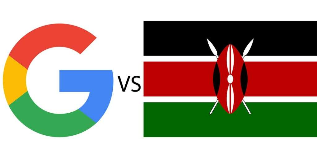 Google met en garde le Kenya après l'annonce de la taxe GAFA du gouvernement