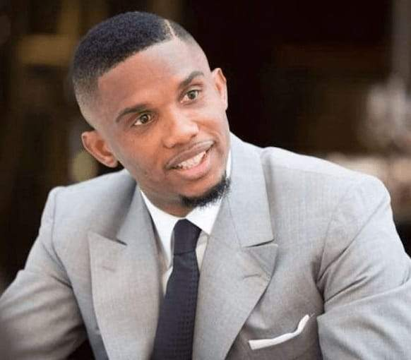 Samuel Eto'o lance officiellement son propre site de paris sportifs