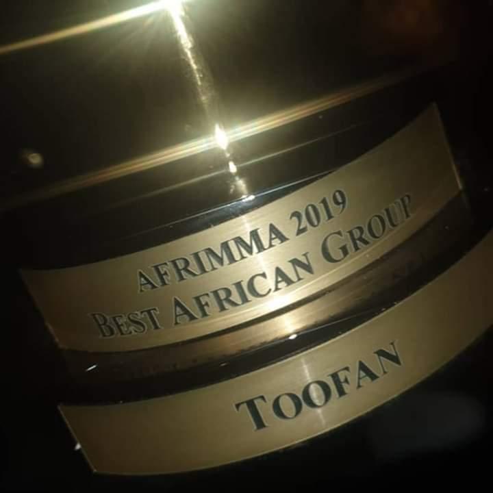 AFRIMMA 2019: TOOFAN et DJ ARAFAT repartent avec des trophées