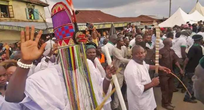 Buhari conseille aux nigérians d'explorer la culture pour le développement national