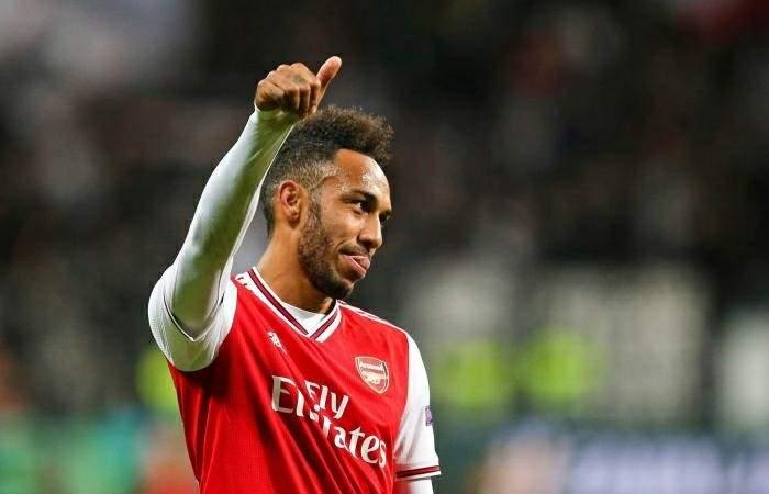 Aubameyang se vante d'avoir rejoint Arsenal pour de l'argent