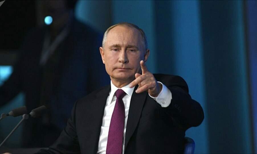 Vladimir Poutine : » le chantage est l'arme de l'Occident contre l'Afrique»