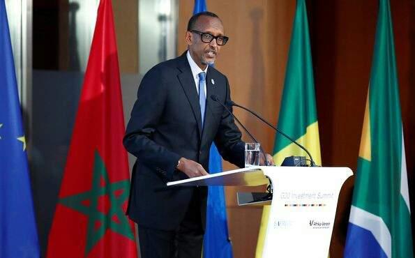 Cette déclaration du président Paul Kagamé fera trembler l'Europe
