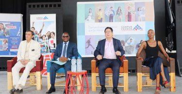 L'Université de Lomé a participé à la 1ère édition du salon études en France