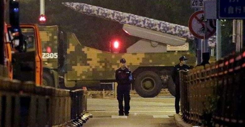 La Chine s'apprête à dévoiler son nouveau missile qui pourrait atteindre les Etats-Unis