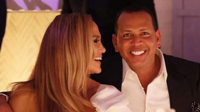 La Magnifique Fête De Fiançailles De Jennifer Lopez Et Alex Rodriguez
