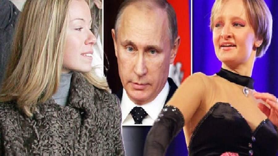 Les enfants de Vladimir Poutine: le drame familial du président russe est totalement fou