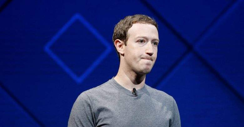 Facebook : Mark Zuckerberg perd plus de 7 milliards en une journée