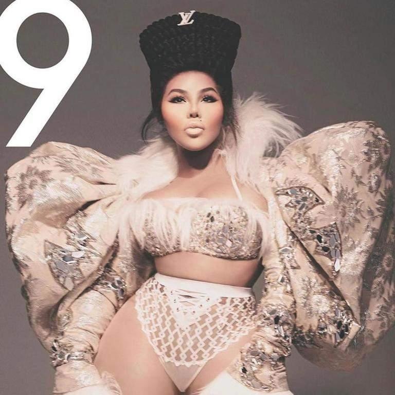 Lil Kim de retour après 14 ans d'absence, avec l'album Nine(9)