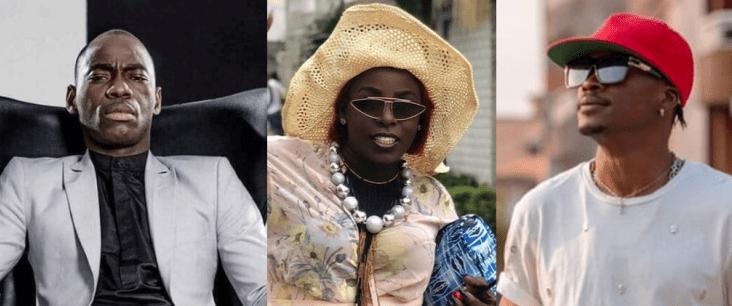 L'intervention musclée de Yvidero dans la guerre Camille Makosso Vs Debordo