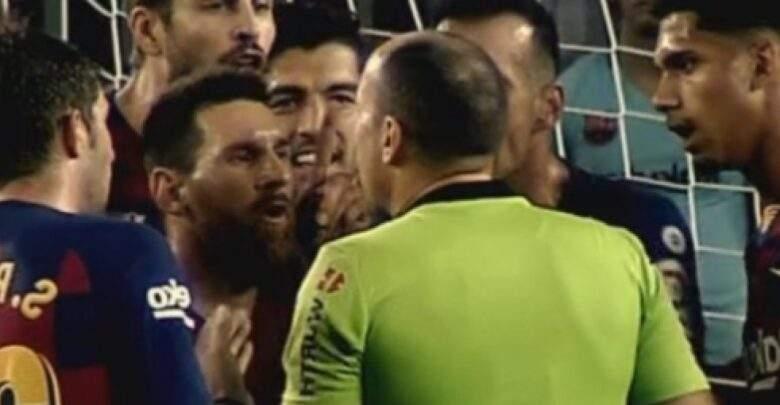 Lionel Messi : Sa stratégie pour défendre Dembélé après son carton rouge
