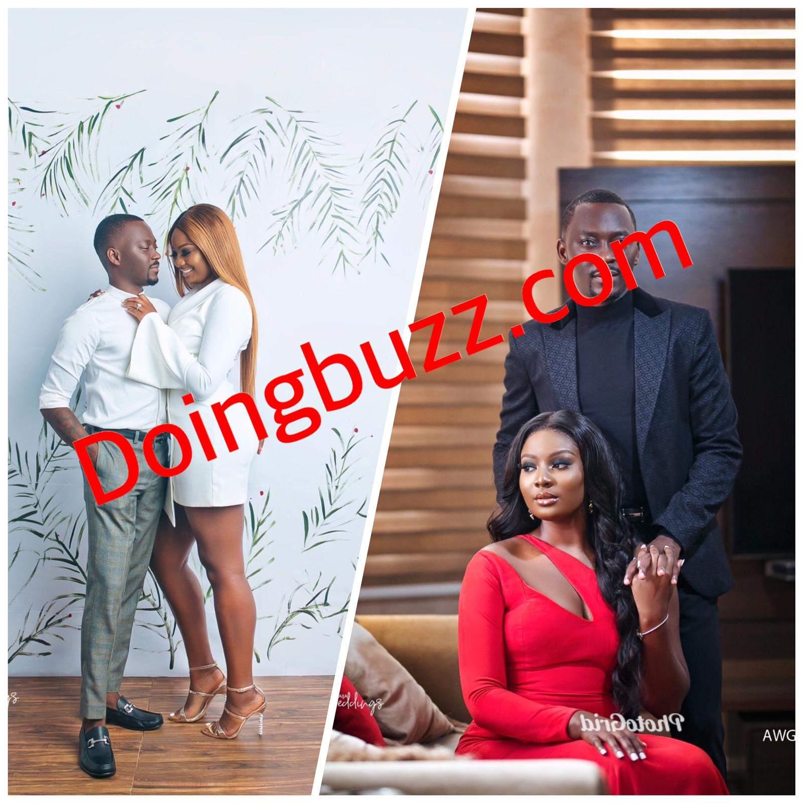 Love Story: Bukola et Ayobami avant le mariage, regarder !!