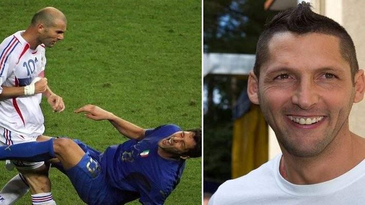 Materazzi: Son message à Zidane sur le coup de tête