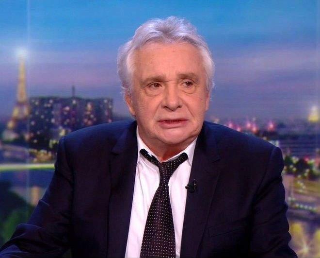 France : Michel Sardou perd un de ses proches