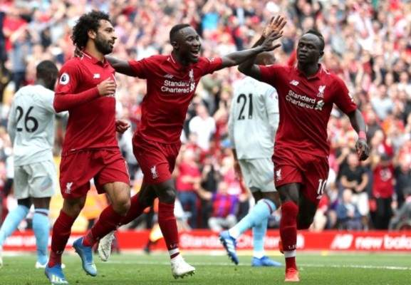 Liverpool: selon Peter Crouch le maillon fort de l'attaque n'est ni Mané ni Salah