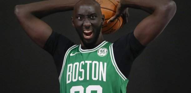 NBA: Tacko Fall, le géant sénégalais qui fait (encore) le buzz