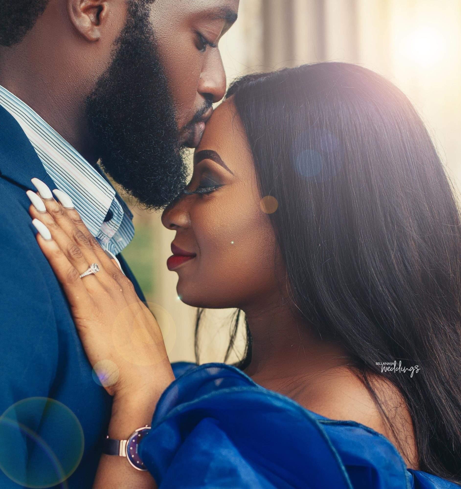 Avocats amoureux! Nkiru & Kodili's Shoot pré-mariage + Histoire d'amour