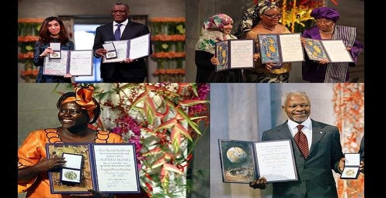 Prix Nobel de la paix: Découvrez les personnalités africaines l'ayant déjà reçu
