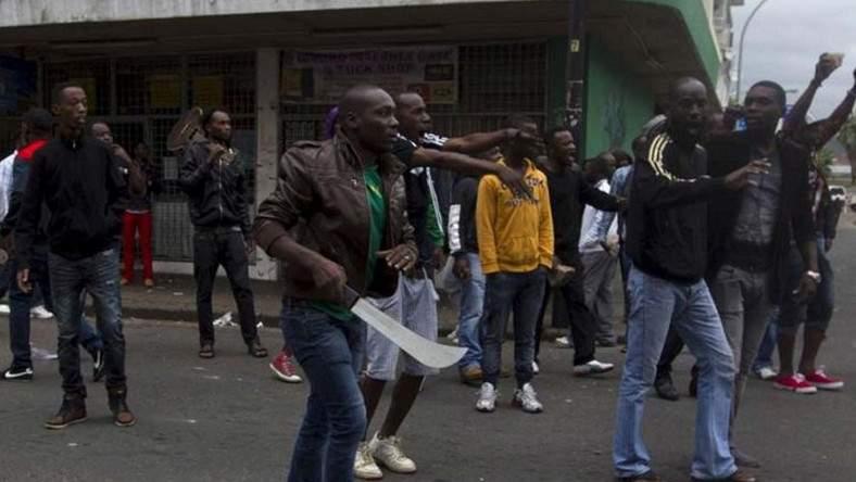 Xénophobie en Afrique du sud: 1 Nigérian poignardé à mort
