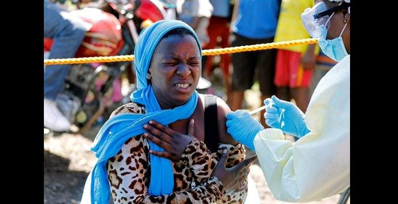 Rdc,utilisation Propable , Vaccin , Ebola , Novembre