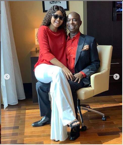 Ned Nwoko promet un jet privé personnel à son épouse Regina Daniels