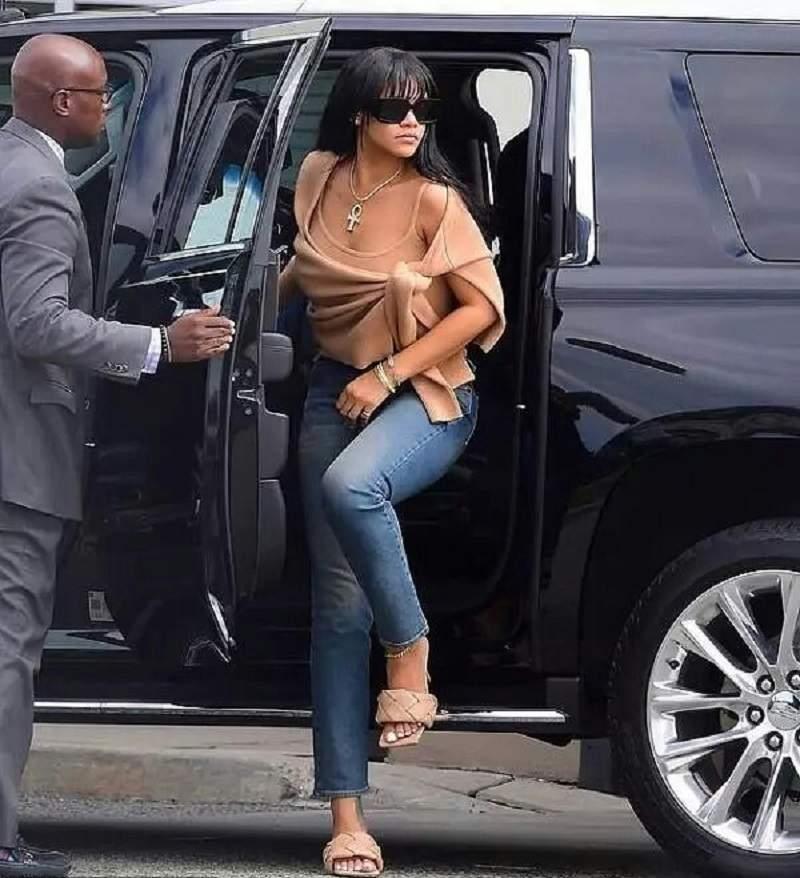Rihanna enceinte ? La chanteuse répond finalement