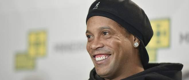 Ronaldinho, le grand magicien brésilien champion du monde à 22 ans