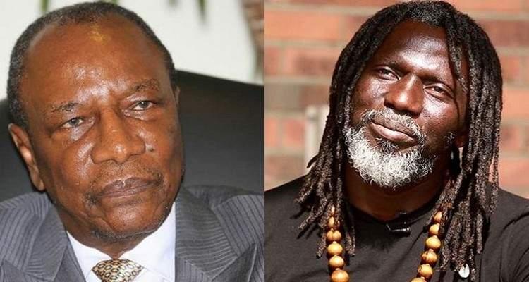 « Si le 3è mandat passe en Guinée, la Côte d'Ivoire, le Sénégal vont essayer », Tiken Jah Fakoly