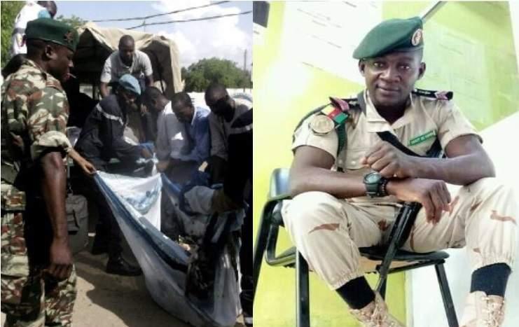 Un soldat Camerounais tue son supérieur et se suicide
