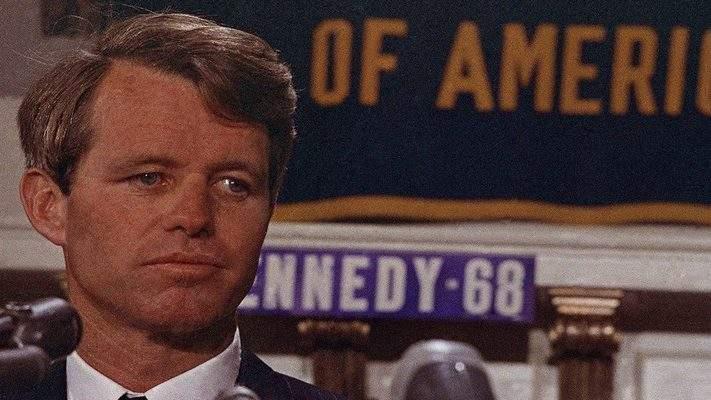 """USA: Le fils de Robert Kennedy révèle le """"vrai tueur"""" de son père, 50 ans après l'assassinat"""