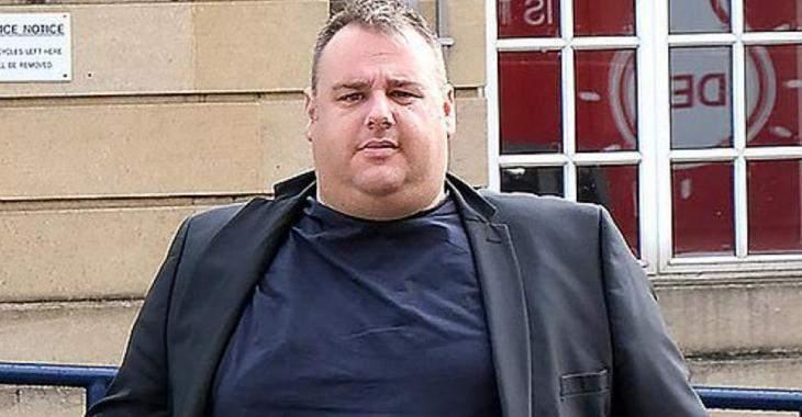 Un obèse morbide viole une femme