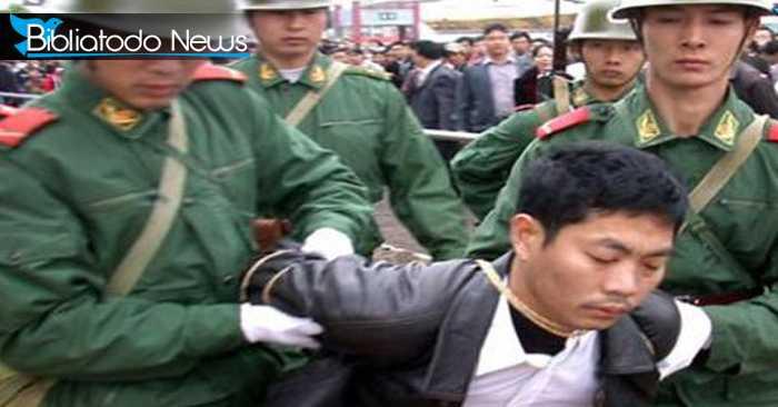 Un pasteur chinois a prêché à plus de 1 000 personnes avant d'être exécuté