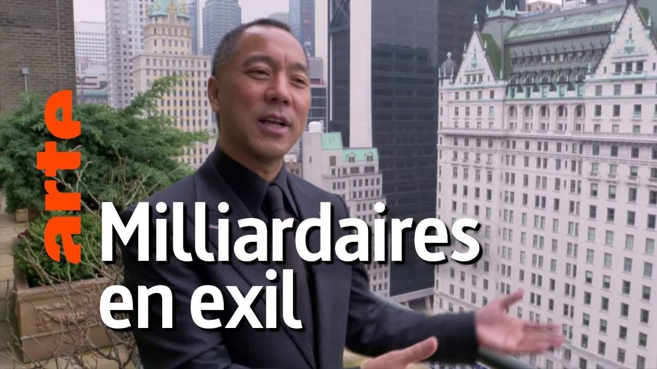 Vidéo : Chine, la disparition des milliardaires (Reportage)