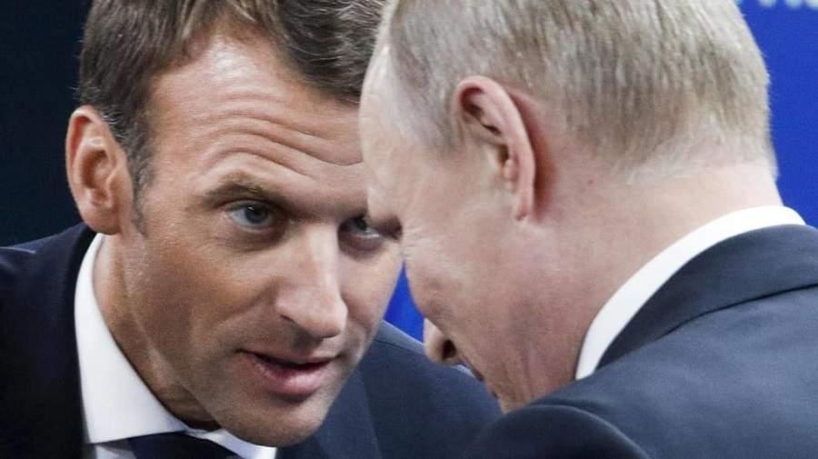 Voici ce que Vladimir Poutine a conseillé à Emmanuel Macron de faire en France
