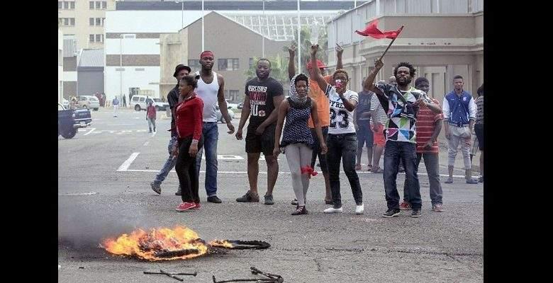 Xénophobie : 3 Nigérians blessés lors de nouvelles attaques en Afrique du Sud